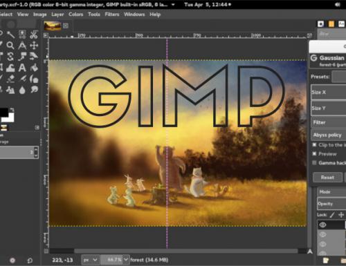 Corso Gratuito di fotoritocco con GIMP